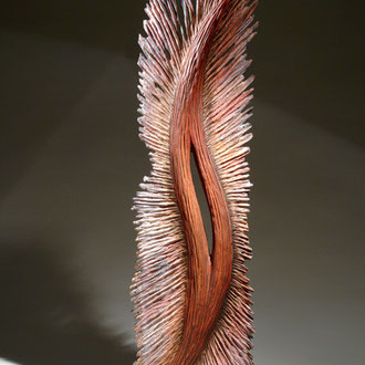 """Lilith"" acacia rose - h 120 cm - 2008"