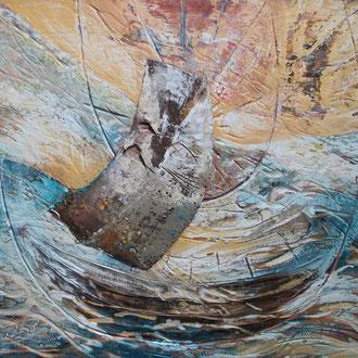 «Arcade N°4», «Arcade de Noé» navigue entre océans et lumière.