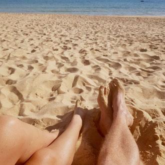 Praia do Carvoeiro, Carvoeiro