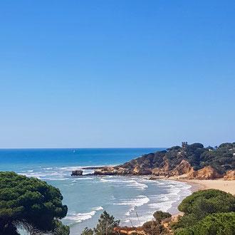 Praia Santa Eulalia