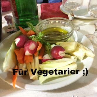 Für Vegetarier