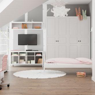 Projekt wnętrz pokoju dziecka