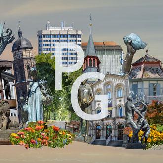 Collage Göttingen 1