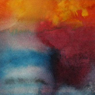 abstrakt, 40x20, 2008