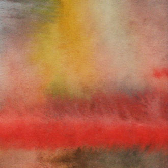 red vibes, 2/2, 20x40, 2008
