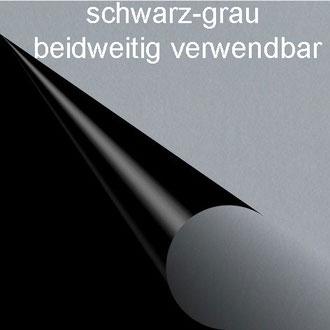 Tanz PVC scharz-  grau- beidseitig verwendbar von expoCarpets & more