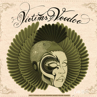 Victims of Voodoo, Covergestaltung Rockband