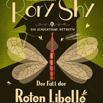 "Ueberreuter Verlag,  ""Rory Shy"" Teil 2, Kinderbuch ab 10 Jahren"