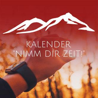 WANDER-KALENDER - der Bergschule Osnabrück - Wandern im Teutoburger Wald, Wiehengebirge & im Allgäu