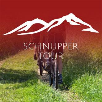MTB Schnuppertour - Mountainbiken im Teutoburger Wald mit der Bergschule Osnabrück