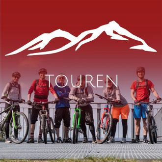 MTB TOUREN - mit der Bergschule Osnabrück