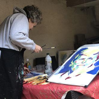 Séverine Saint-Maurice, lescerclesdelumiere.com