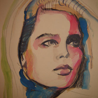 Portrait A4 Detail