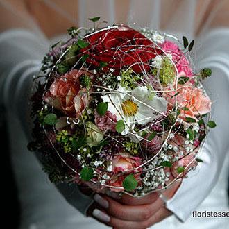 Beispiel Brautstrauß