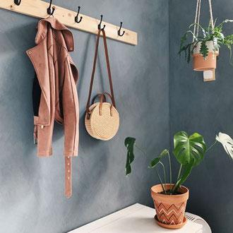 Kreidefarbe Möbel Wand Boden Platten Holz Fliesen krijtverf meubels shabby makkelijk einfach diy streichen