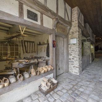 Sabotier, Musée des Métiers