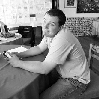 Heath (27), teacher from Australia