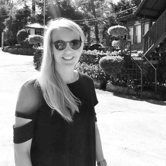 Tone (20), gap year travelling from Denmark