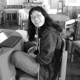 Yuriboh, interpreter from Japan