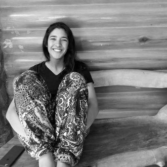 Valentina (21), student of environmental science and ecology from Colombia