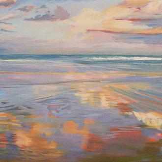 Sunrise II .130 x 89cm. *