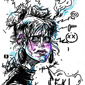 F..K!(sketch) 2015/NL
