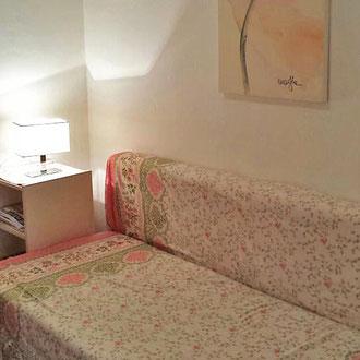 Apartment 2, zusätzliche Schlafmöglichkeit
