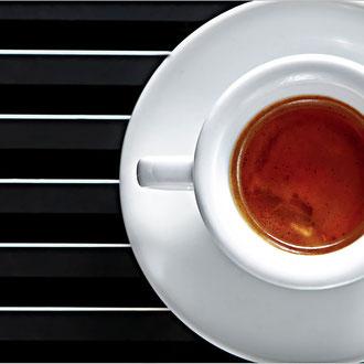 Espresso auf Linie(n)