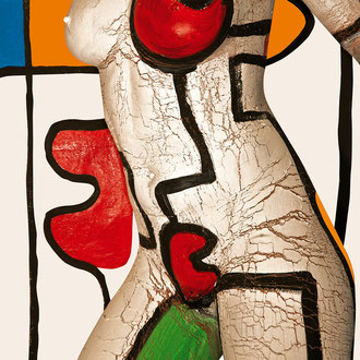 -1-M-Peinture sur corps-Photographie sur toile-157x106-Ed limitée 5 exemplaires// 50x70 de 10ex