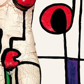 -4-M-Peinture sur corps-Photographie sur toile ou Plexiglas-Ed limitée 50x70