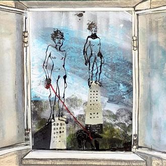Nathalys Fenster-Wächter