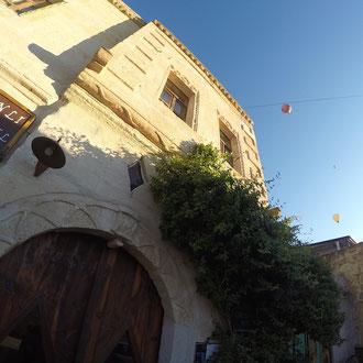 The best hotel in Goreme