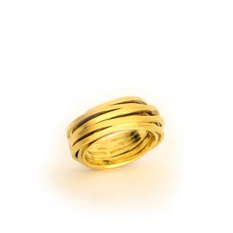 Ring. 750/ooo Gold