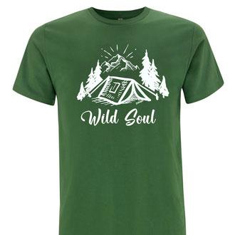 Camiseta Wild Soul