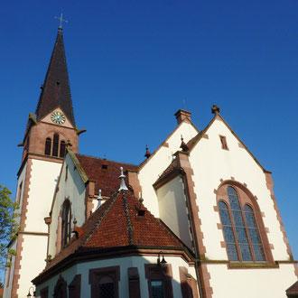 Ev. Kirche in Gauangelloch