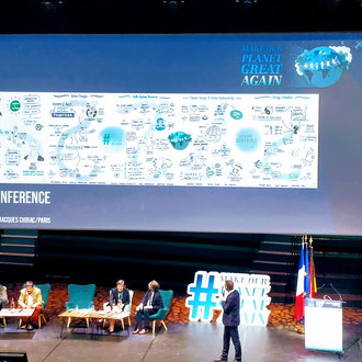 Conférence Make Our Planet Great Again - 2019