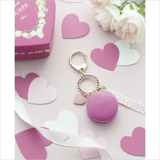 Limite Laduree Bag Charm
