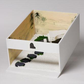 店舗模型,design, Store model, Shin Itagaki