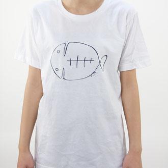 ロゴ, デザイン, グッツ, logo, design, fish, goods, shinitagaki