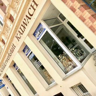 Graveur- und Schilderwerkstatt Kalwach in Gera