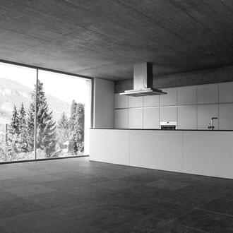 Neubau Einfamilienhaus Chur 2007