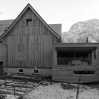 Umbau Einfamilienhaus Flums 2002