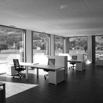 Neubau Bürogebäude Vilters 2012