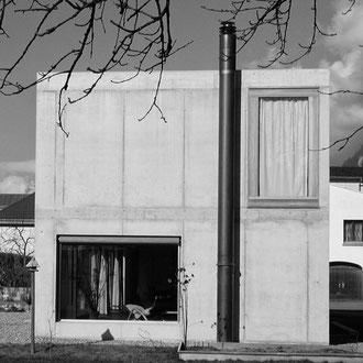 Neubau Einfamilienhaus Mels 2000