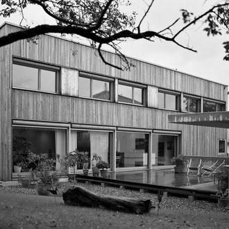Neubau Einfamilienhaus Vilters 2002