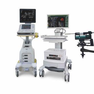 Modernste Fusionsbiopsie Workstation BiopSee®