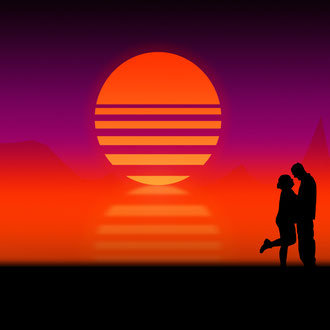80s Sunrise