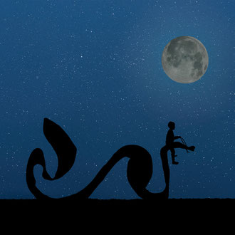 Your Child and Their Drawing - Night Sky