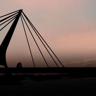 South Keys Bridge at Sunset