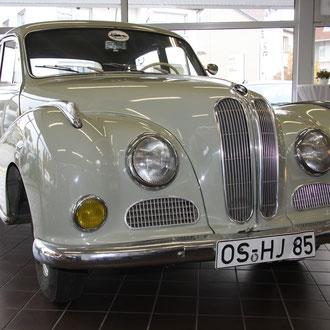 """BMW 501 """"Barockengel"""""""